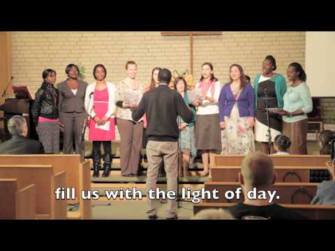 The Hymn of Joy / Joyful, Joyful We Adore Thee (with lyrics)