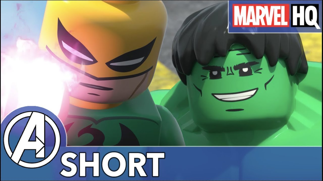 Download Hulk vs. Abomination!   Marvel LEGO Maximum Overload   Episode 4