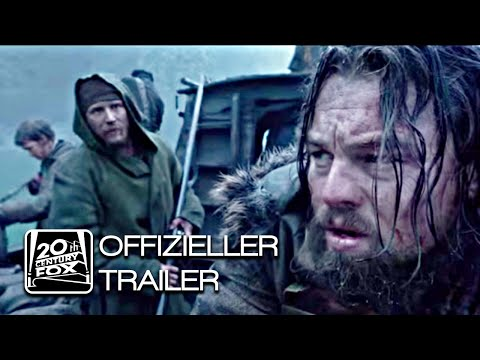 The Revenant - Der Rückkehrer | Trailer 2 | Deutsch HD German (Alejandro G. Iñárritu)