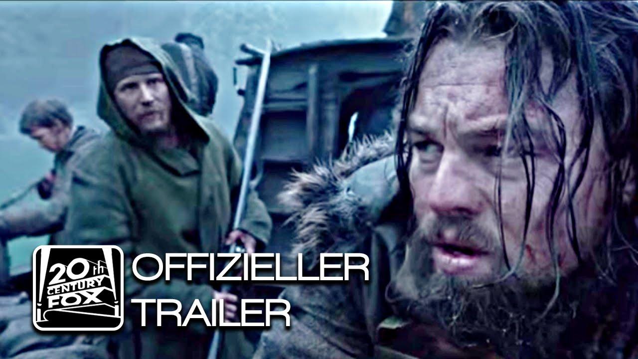 the revenant trailer