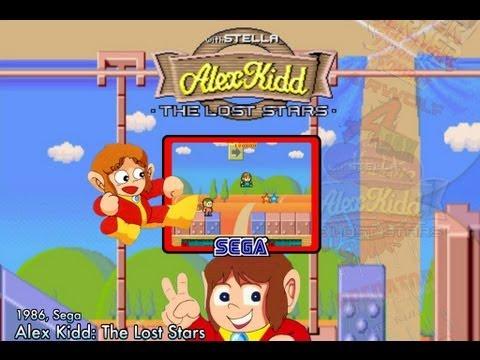 Alex Kidd: The Lost Stars (Arcade)
