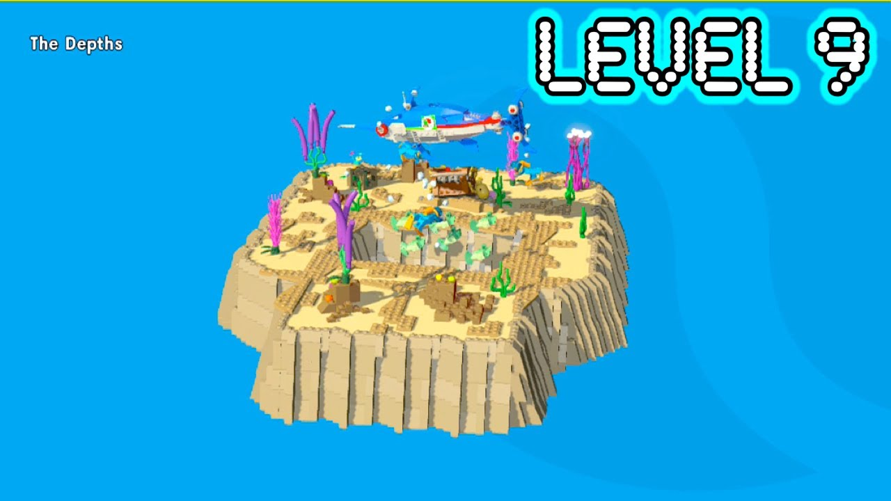 lego movie game how to get to level 15