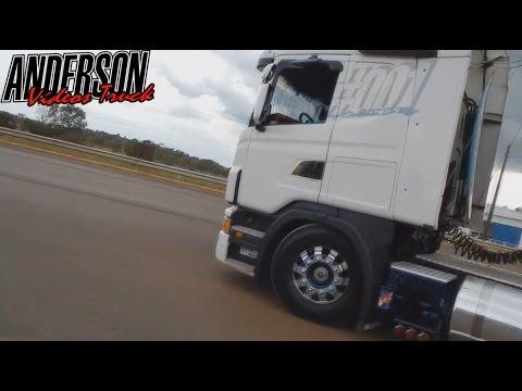Os roncos Scania mais tops da internet