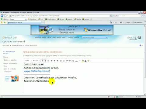 Como recuperar tu cuenta de hotmail 2017 from YouTube · Duration:  4 minutes 34 seconds