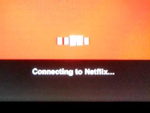 Netflix PS3 problem.