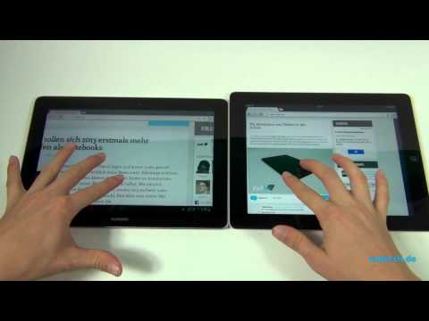 Huawei MediaPad 10 FHD review