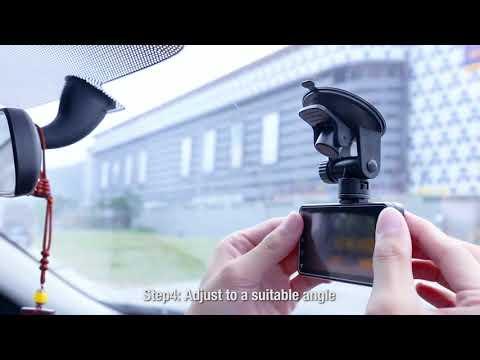 Apeman C450 1080P FHD Dash Camera