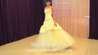 Платье Selection 1008 - www.modibride.ru Свадебный Интернет-магазин(, 2013-07-01T08:43:38.000Z)