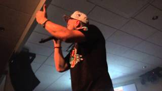Andy Mineo  - Bitter - Come Together Summer Tour NY 2013