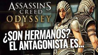 Assassin's Creed Odyssey | FILTRACIÓN del FINAL DEL JUEGO ¿KASSANDRA Y ALEXIOS SON HERMANOS?