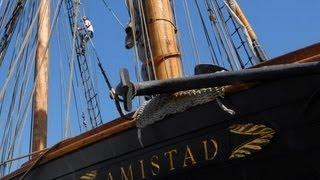 "The Slave Ship ""Amistad"" Interview with Joseph Cinqué 1841"