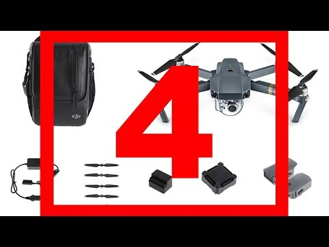 4 Reasons NOT To Get The Fly More Combo | DJI Mavic Pro comparison