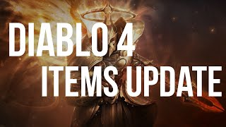 D4 Itemization Update Part 2 - THE GREATEST DIABLO UPDATE I'VE EVER READ
