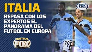 El tema en Italia está que arde FOX Gol Mundial