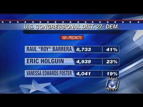 Texas republican primary results