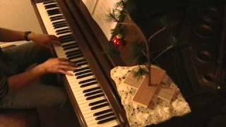 In the Bleak MidWinter on Piano