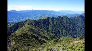 TAIWAN 高山 X 百岳空拍-大劍山