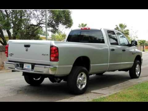 2008 dodge ram 3500 diesel truck 6 7l cummins quad cab for Zoom motors sacramento ca