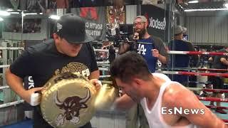 WBC Champ Jose Ramirez Shows Why Not To Sleep On Him  EsNews Boxing