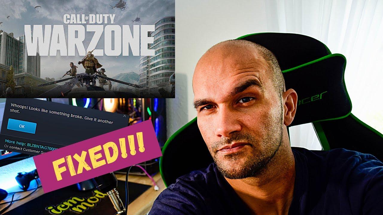 Download Warzone/Cold War Repair/Update Crash/Error FIX!! (No need to Reinstall)