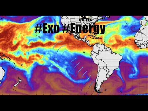 NEW | Huge Atmospheric Pulse followed by Giant Ocean Waves/South America!