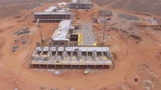 White Sands Hotel & Spa   Construction update   September 2016