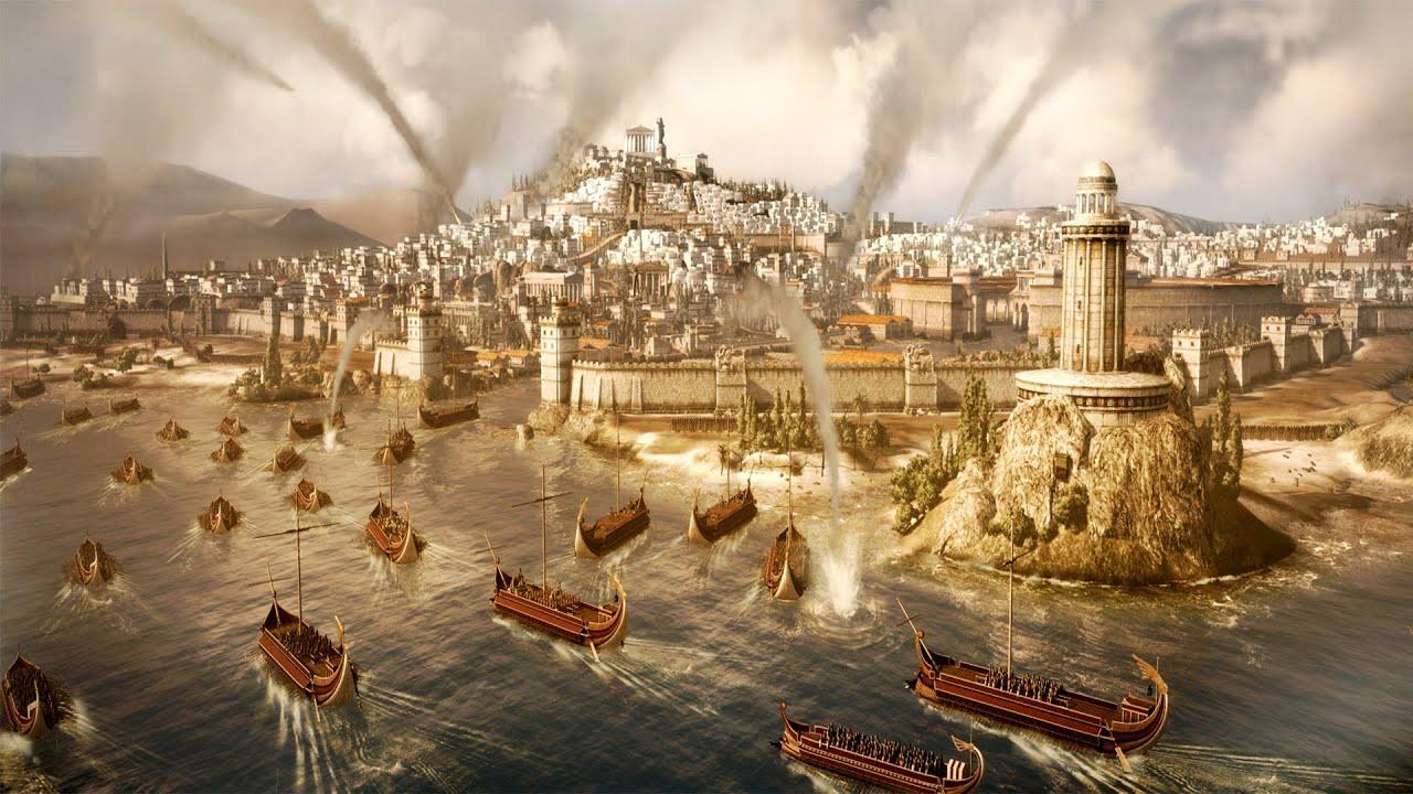 Africa 3d Live Wallpaper La Caida Del Imperio Romano Siglo V Youtube
