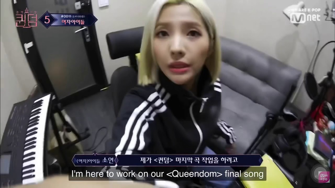 """Download (ENG SUB) (G)I-DLE - """"LION"""" [QUEENDOM FINAL] Behind the Scenes"""