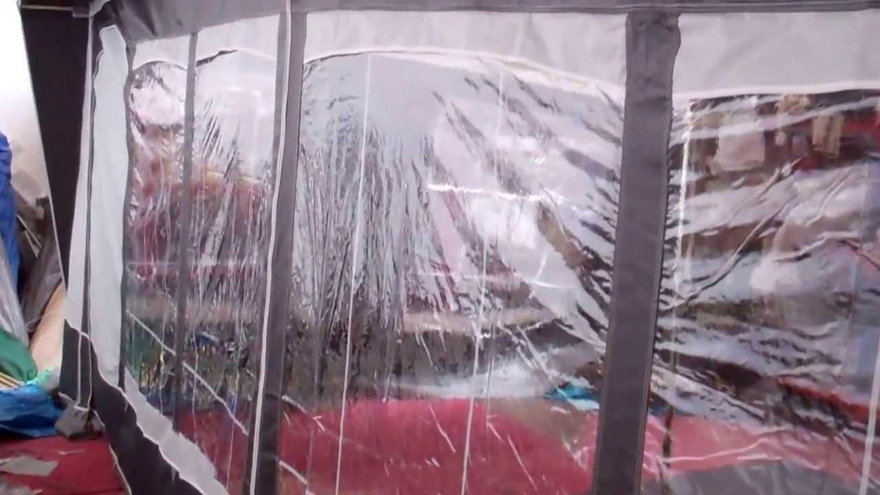 2012 Dorema Royal 350 caravan awning, size 19, sold by ...