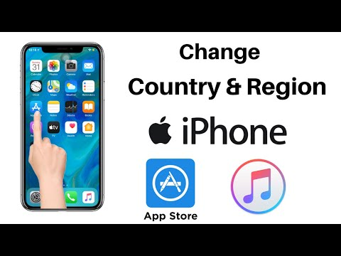 How To Change Country Or Region On App Store! [2020]