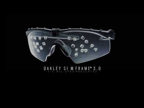 Tactical Solutions - Oakley Mframe US Military Impact Test