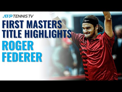 Roger Federer's Amazing Run to First Masters Title! | Hamburg 2002
