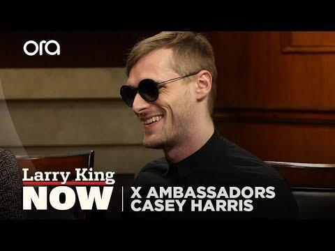 X Ambassadors keyboardist on overcoming blindness