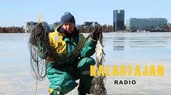 Kalastajan radio: Itämeriasiantuntija Seppo Knuuttila