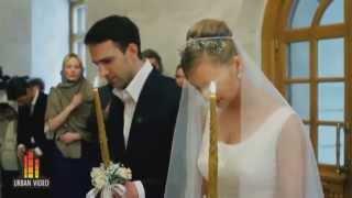 песня моя высокая любовь - венчание Екатерины Вилковой и Ильи Любимова