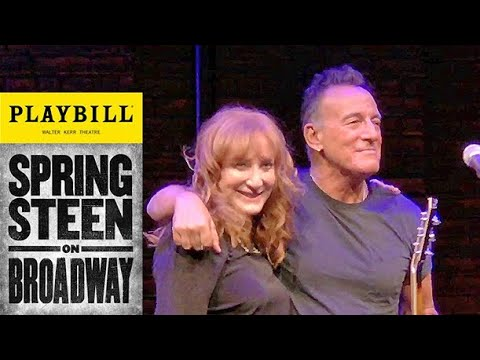 Bruce Springsteen on Broadway - Curtain Call - 10/10/17