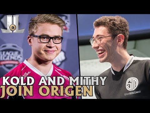 Kold and Mithy Join Origen to Complete Roster | 2019 LoL Offseason