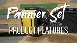 Burley Pannier Set | Product Features