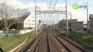 【新京成電鉄新京成線】高根木戸→北習志野 - 街ログ