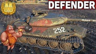 SIŁA DEFENDERA  - World of Tanks