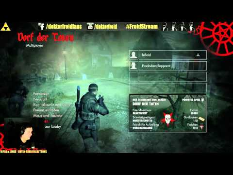 Zombie Army Trilogy (Session 1)