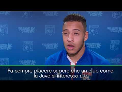 """Tolisso: """"Juve, sarebbe un onore"""" - Serie A TIM 2016/17"""