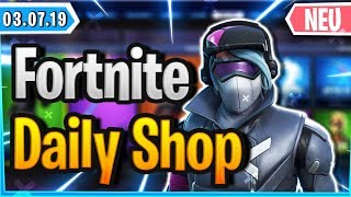 *NEW* 800 SKIN IS IN SHOP - Fortnite Daily Shop (3 July 2019)