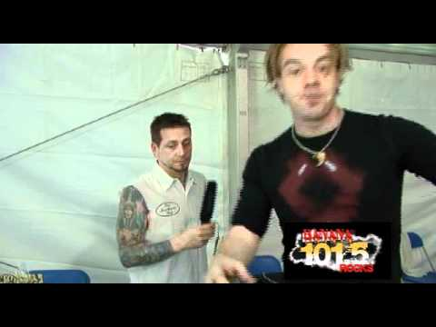 Crossfade at Rock on the Range 2011