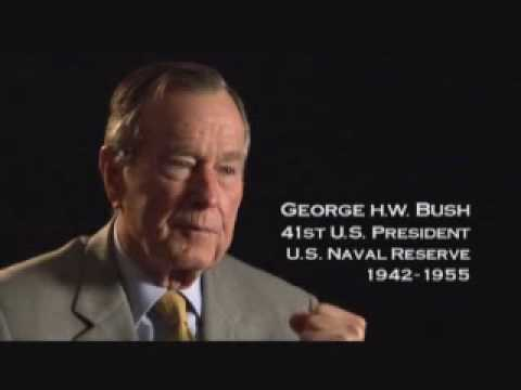 George H.W. Bush, USN