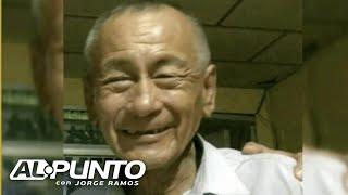 """Mi padre murió en el carro"": el testimonio de una ecuatoriana cuyo padre murió por falta de atenció"