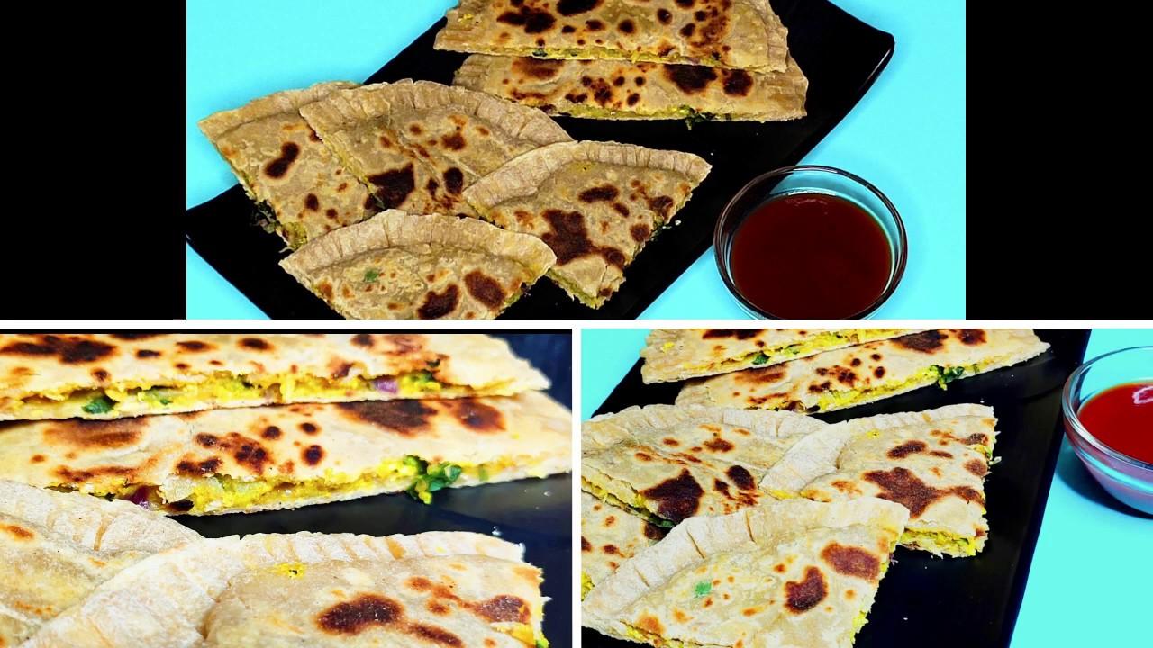 Dahi paratha quick recipe I Dahi Paratha ki Recipe I Curd Stuffed Paratha