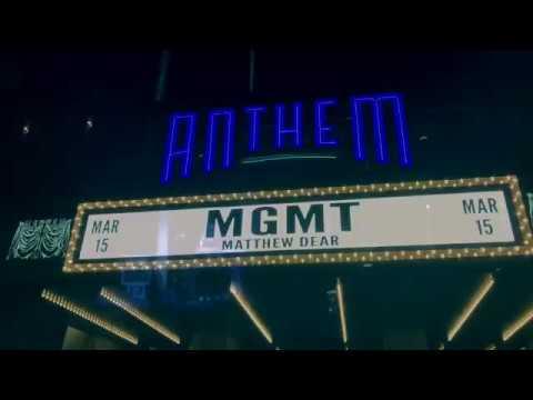 Little Dark Age Tour - MGMT - The Anthem - March 15, 2018 - Wash, D.C.