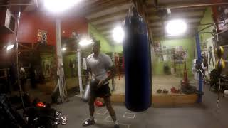 Medicine Ball Workout For Boxing (Full Workout)