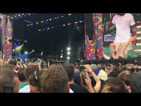 Stormzy - Cold @ V Festival 2016